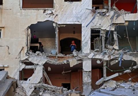 Organisasi Kerja Sama Islam Kutuk Serangan Israel ke Palestina