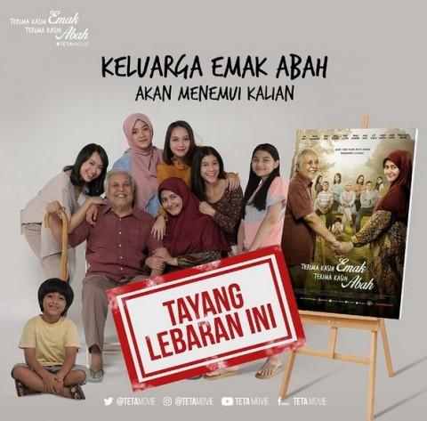 """Tayang Hari Ini, Sinema Keluarga """"TETA"""" Cocok untuk Menemani Libur Lebaran"""