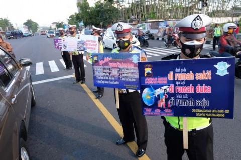 Daftar Jalan di Kota Bandung Ditutup saat Malam Takbiran