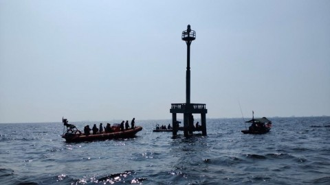 Patroli Penyekatan Mudik Jalur Laut, KPLP Temukan Pemancing di Zona Terlarang