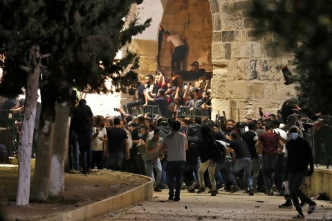 Pengaruh Kuat Yahudi Jadi Alasan AS Bungkam Soal Palestina-Israel
