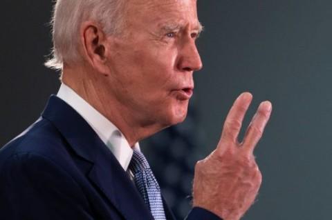 Biden: Israel Punya Hak Mempertahankan Diri