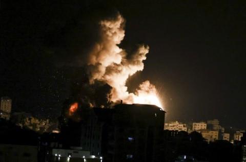 Komandan Militer Hamas di Gaza Tewas Akibat Serangan Udara Israel