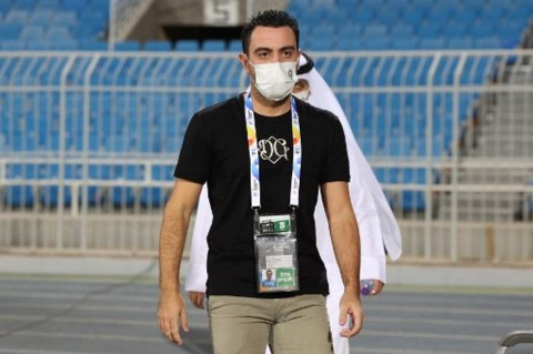 Xavi Hernandez Tetap Melatih Al Sadd hingga 2023