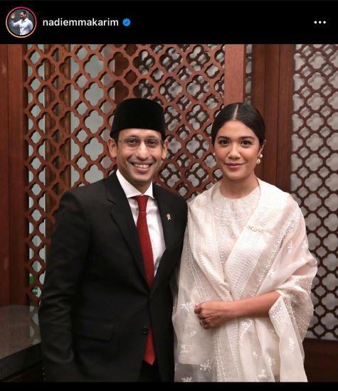 Nadiem: Lebaran Tahun Ini Wujudkan Pulihnya Indonesia