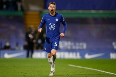 Jorginho tak Pikirkan Kemungkinan Hengkang dari Chelsea