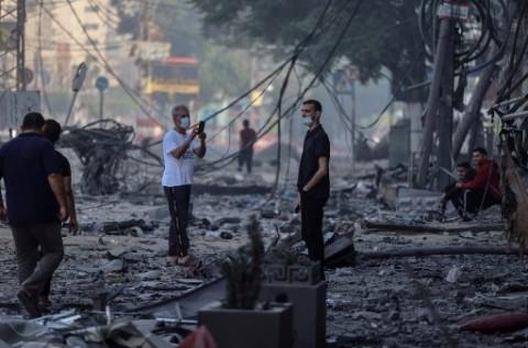 DK PBB Gelar Pertemuan Darurat Palestina-Israel Besok