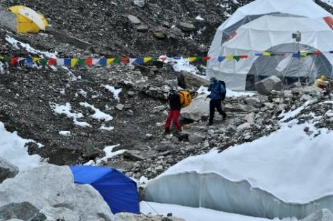 Kelelahan, 2 Pendaki Tewas di Gunung Everest