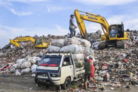 Sampah di Bantargebang Mencapai 2.142 Ton di Hari Pertama Lebaran