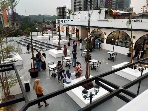 Coba yuk ke resto baru di area Margonda, Depok. (Foto: Dok. M- District)