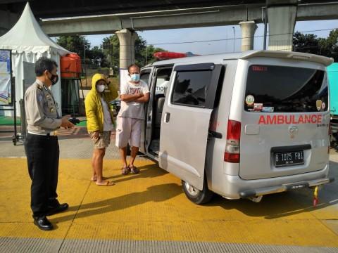 Ambulans Disalahgunakan Warga untuk Libur Lebaran