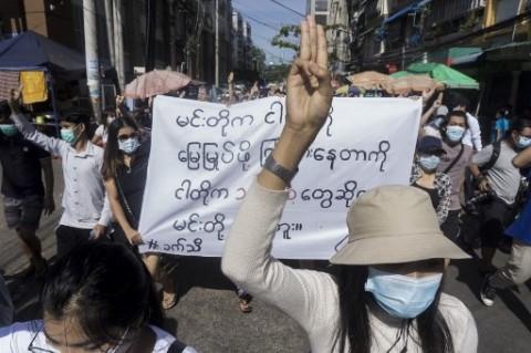 Umumkan Darurat Militer, Junta Myanmar Salahkan Kekerasan pada 'Teroris Bersenjata'