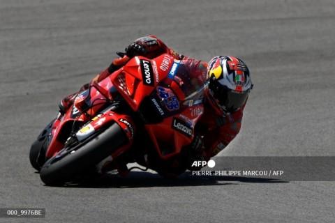 MotoGP Prancis: Miller Pimpin FP1