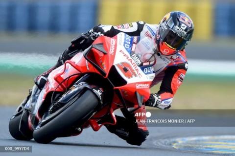 MotoGP Prancis: Pembalap Tuan Rumah Berjaya di FP2