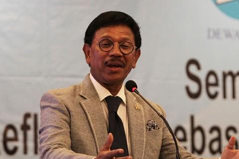 Menkominfo Kebut Pemulihan Telekomunikasi di Jayapura