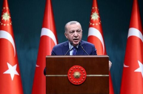 Erdogan Ajak Presiden Rusia Beri Pelajaran ke Israel