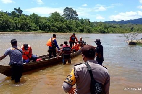 Pemudik di Riau Melalui Jalur Sungai Hanyut, Ditemukan
