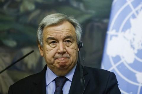 Guterres Serukan Persatuan DK PBB atas Konflik Palestina-Israel