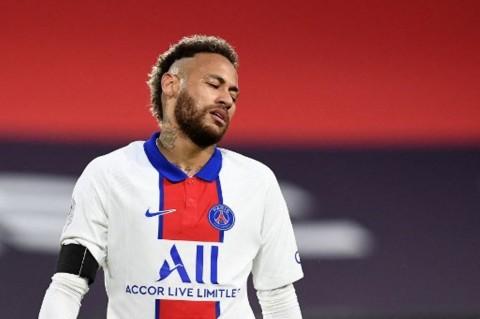 Neymar Absen di Final Piala Prancis