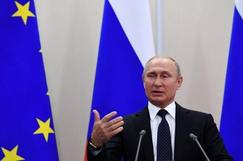Putin: Ketegangan Palestina-Israel Ancaman Langsung terhadap Rusia