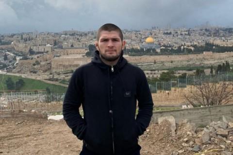 Khabib Nurmagomedov: Tak Perlu jadi Muslim untuk Dukung Palestina