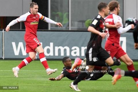 Freiburg vs Bayern Muenchen: Gol Telat Selamatkan Tuan Rumah dari Kekalahan