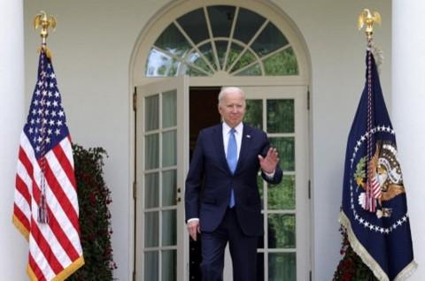 Coba Turunkan Ketegangan, Biden Telepon Pemimpin Palestina dan Israel