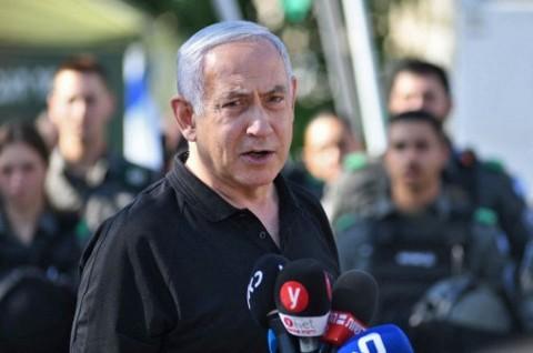 PM Israel Tegaskan Serangan ke Gaza akan Berlangsung 'Selama Mungkin'