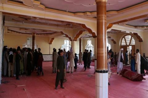 ISIS Klaim Ledakan di Masjid Kabul yang Tewaskan 12 Orang