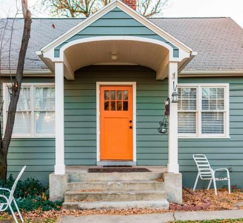 Menurut Feng Shui, 5 Cara Memilih Pintu Utama Rumah