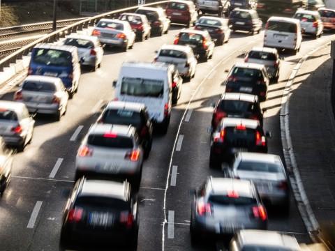 H+1 Lebaran, 95 Ribu Kendaraan Kembali ke Jakarta