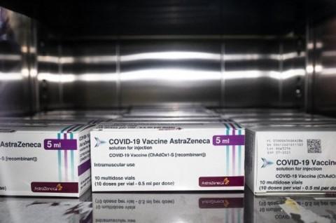 Kemenkes Setop Sementara Distribusi <i>Batch</i> Vaksin AstraZeneca