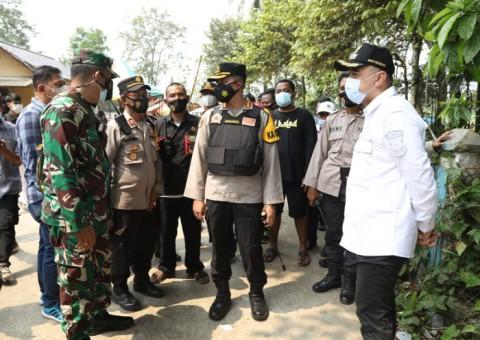 Objek Wisata di Kabupaten Tangerang Ditutup