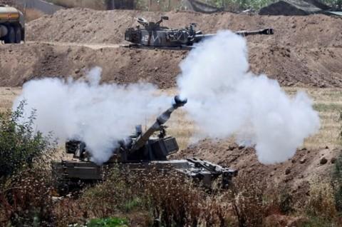 Korban Serangan Israel 174 Orang Termasuk 47 Anak-Anak