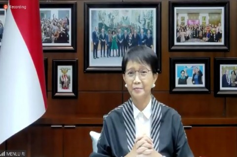 Indonesia Minta OKI Upayakan Gencatan Senjata Palestina-Israel