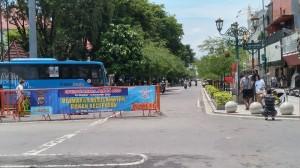 Libur Lebaran, Kunjungan Wisatawan di Malioboro Merosot