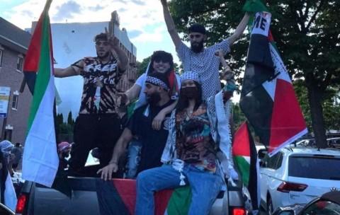 Turun ke Jalan, Super Model Bella Hadid Ikut Aksi Bela Palestina