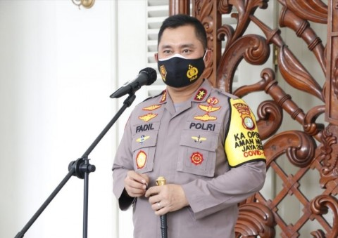 Polisi Evaluasi Kemungkinan Memperpanjang Operasi Larangan Mudik