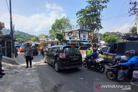 Objek Wisata di Kabupaten Sukabumi Ditutup