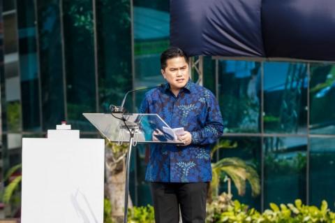 Menteri BUMN Akui Kasus Antigen Bekas Berdampak ke Kepercayaan Masyarakat