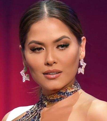 Andrea Meza mewakili negaranya pada kontes Miss Universe 2020 hingga terpilih sebagai pemenang. (Foto: Dok. Instagram/@andreamezamx)