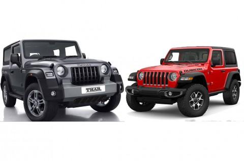 Jeep Murka, Mobilnya Dijiplak Mahindra