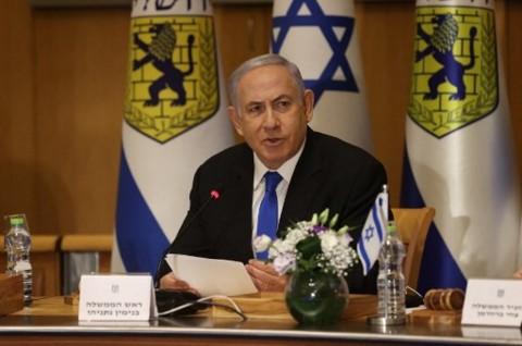 PM Israel Tegaskan Menara Media di Gaza 'Target yang Sah'