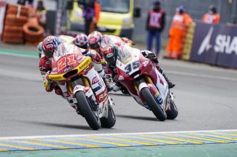 Dapat Penalti, Diggia Tetap Buka Peluang Juara Dunia Moto2