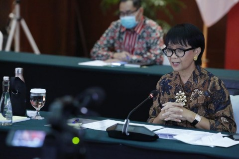 Indonesia Calls for Unity of OIC, Independence for Palestinians