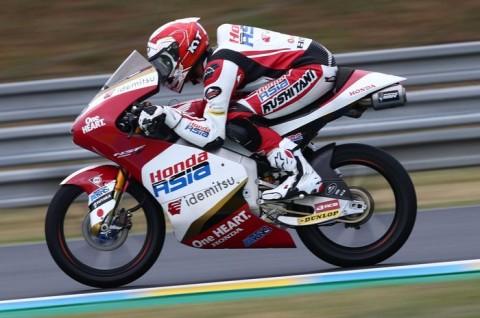 Moto3 Prancis: Pedro Acosta Terlempar dari Podium, Andi Gilang Pecah Telur