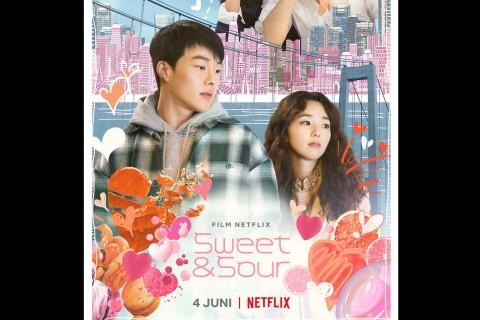 Film Komedi Romantis Korea Sweet & Sour Tayang 4 Juni, Ini Trailernya