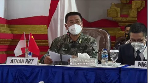 Cari KRI Nanggala-402, Kapal Tiongkok Lakukan 13 Operasi Bawah Laut