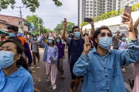 Majelis Umum PBB Lakukan Pemungutan Suara untuk Resolusi Myanmar