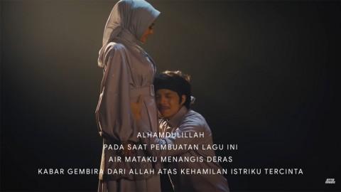 Aurel Hermansyah Keguguran, Atta: Sampai Jumpa di Surga Anakku